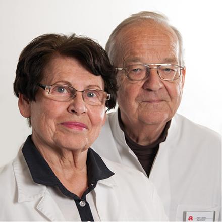 Karin und Peter Stütz
